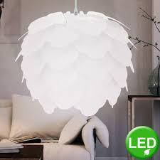 etc shop led außen deckenleuchte led 7 watt hängeleuchte stahl weiß beleuchtung pendelle schlafzimmer le diele kaufen otto