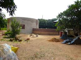 Although Many In Kaduna Were Dubious When The Project Began Construction June This Year Nearly Complete Home Is Bullet And Fireproof