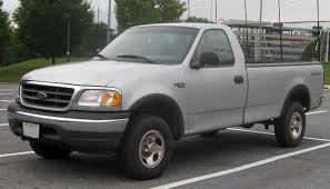 100 Ford Truck F150 FSeries Tenth Generation Wikipedia