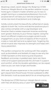 The Critical Bench Program Workout Bench Chest Workouts Import It