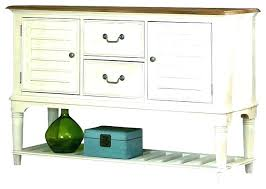 Buffet Server With Hutch Farmhouse And Servers Furniture Dining Room