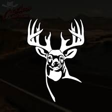 Whitetail Deer Decal Buck Hunting Truck Window Vinyl Sticker *PICK ... Kc Vinyl Decals Graphics Signs Banners Custom Nice Buck Browning Deer Hunting Decal Hunter Head With Name Car Commander Sticker Truck Laptop Kayak Etc Family Vinyl Sticker Decal Car Window Decalkits Oh Mrigin Waterfowl For Trucksfunny Trucks For Bigbucklife At Superb We Specialize In Decalsgraphics And Whitetail Buck Hunting Truck Graphic