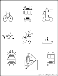 Best Vehicles Coloring Pages 36 With Additional For Kids