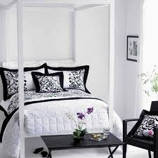 Red And Black Living Room Ideas by Black And White Bedroom Decor Black White And Gold Interior