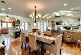 Kitchen And Dining Room Living Combo Com Ideas Uk