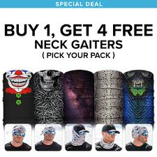 Buy 1, Get 4 Free Neck Gaiters Pick Your Pack   Sa Fishing ... Kiss My Keto Coupon Code Chocolate Bar Energy Supplement Godaddy Promo Jungle Scout Discount 2019 Grab 50 Off November Best Magento 2 Extension Fast Import Generate Discounts Coupons 19 Ways To Use Deals Drive Revenue Club Factory Coupon Code And How Apply 3629816 Get 650off Freshly Picked With Guide Youtube Winc Wine Review 20 Off Fabfitfun Codes Creating Discount Codes Customer Support Freshmenu Vouchers Rs100 Off Nov