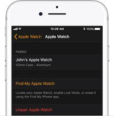 About Activation Lock on your Apple Watch Apple Support