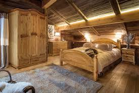 lotus landhaus schlafzimmer komplett rustikal massivholz