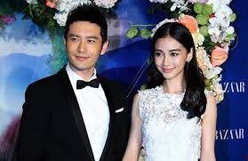 Huang Xiaoming Wants To Marry Angelababy Next Year