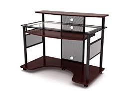 amazon com z line designs cyrus workstation kitchen dining