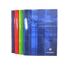 Cahier De Bord CLAIREFONTAINE 21x297cm 60 Pages 9 Classes