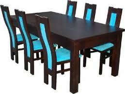esstisch 6 stühle esszimmer stuhl set essgruppe moderner