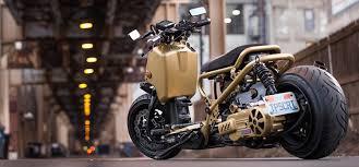 TopSecret Gold Honda Ruckus