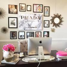 Home Office Decor Like Thd Prada Marfa Wall