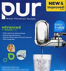 pur advanced faucet water filter chrome fm 3700b amazon ca tools