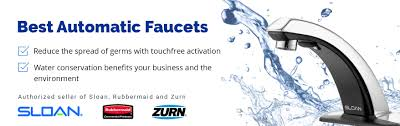 Zurn Automatic Faucet Manual by Commercial Plumbing U0026 Touchfree Bathroom Supply Store