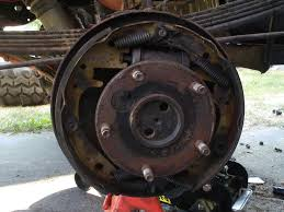 Rear Disc Brake Conversion/diff Swap - Ford Bronco Forum
