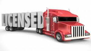 100 Truck Drivers For Hire Licensed Driver 3d Word Trailer Motion Background