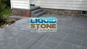 Poured Epoxy Flooring Springfield Mo by How To Resurface Concrete Patio Home Design Ideas And Pictures