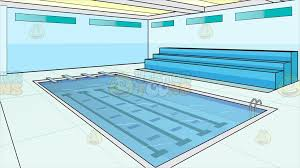Swimming Clipart Olympic Pool 3