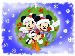 Plutos Christmas Tree Ornament by Mickey Minnie And Pluto Wishing Merry Christmas Wallpaper