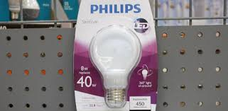 philips slimstyle led light bulbs today s homeowner