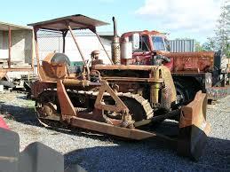 d4 cat dozer antiques classics gerhart machinery