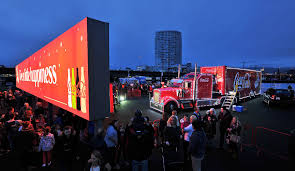 Coca-Cola Christmas Truck In Belfast - Belfast Live Cacolas Christmas Truck Is Coming To Danish Towns The Local Cacola In Belfast Live Coca Cola Truckzagrebcroatia Truck Amazoncom With Light Toys Games Oxford Diecast 76tcab004cc Scania T Cab 1 Is Rolling Into Ldon To Spread Love Gb On Twitter Has The Visited Huddersfield 2014 Examiner Uk Tour For 2016 Perth Perthshire Scotland Youtube Cardiff United Kingdom November 19 2017