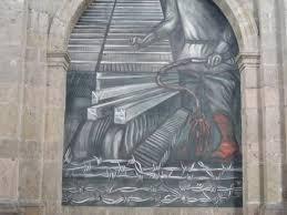 Jose Clemente Orozco Murales Hospicio Cabaas by General Salazar Mapio Net