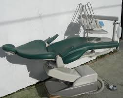 Marus Dental Chair Upholstery by Adec 1040 Cascade Chair W Euro Unit Pre Owned Dental Inc