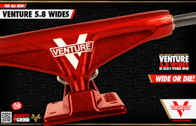 Wide Or Die - Venture Trucks Venture Skateboard Trucks Low Marquee Sweet Tooth 525 Polished Silver Lo Thuro Iannucci Premium High Westgate Engraved Vertigo Surf Top 20 Best Skateboards In 2018 Review Editors Choice Truck 58 Hi Stilladen Hi Raw By 50 Skateboard Products My White V Hollow Legacy Inch Pair Of Blue Motto