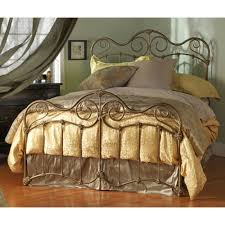Wesley Allen Headboards Only by Hillsboro Iron Bed By Wesley Allen Aged Rust Finish Love This