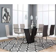 Raymour And Flanigan Black Dining Room Set by Dining Room Sets Kitchen Furniture Bernie U0026 Phyl U0027s Furniture