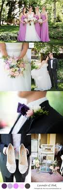 A Swoon Worthy Pink Lavender June Wedding