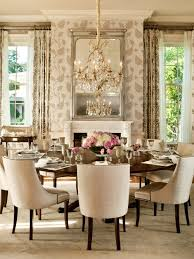 Elegant Round Dining Table Decor Houzz Round Dining Table Ideas