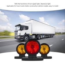 10-30V Car LED Truck Car Lorry Tractor Van Lamp Tail Trailer Light ...