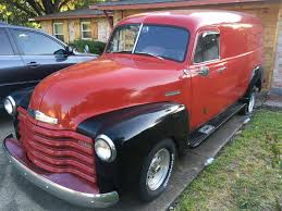 100 1951 Chevy Truck For Sale Chevrolet Panel For ClassicCarscom CC1113565