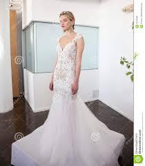 marchesa bridal ss 2017 editorial stock image image 70745289