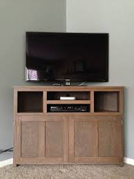 Pallet Tv Stand Plans With Corner