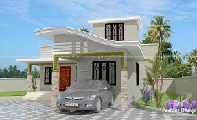 100 Contempory Home Contemporary Style Modern Home Kerala Design