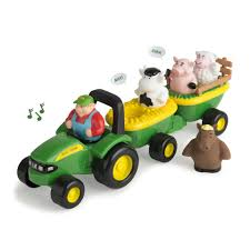 John Deere Bedroom Decor by John Deere Animal Sounds Hay Ride Toys