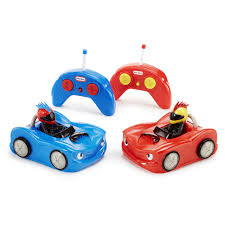 100 Little Tikes Classic Pickup Truck RC Bumper Cars Set Of 2 Walmartcom