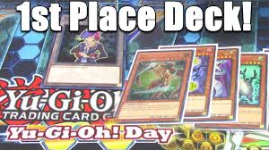 yu gi oh day 2017 best deck new link format tournament the