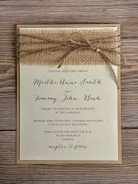 Make Your Own Rustic Wedding Invitations Best Of Diy Theruntime