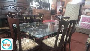 For Sale Brand New Dining Table With 6 Chair Islamabad