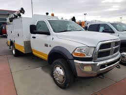 100 Cummins Trucks 2012 Dodge Ram 4500 Single Axle Mechanic Service Truck