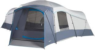 100 Ozark Trail Dome Truck Tent Cabin 16Person Sleeps 3 Room Camping Outdoor Hiking Shelter