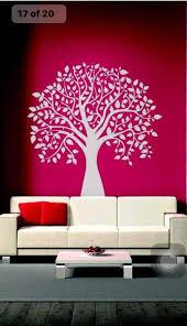 Asian Paints GRDOFPR Tree Stencil