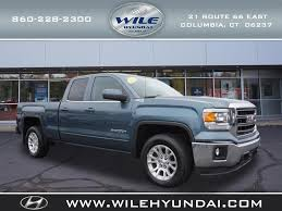 100 Used Gmc Truck GMC Sierra 1500 For Sale In Columbia CT Wile Hyundai