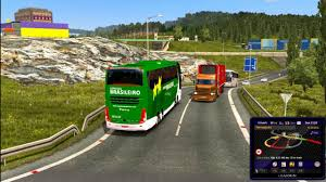 Euro Truck Simulator 2 - Promods 2.15 With Bus Full HD 3